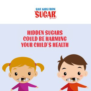 Save kids from sugar