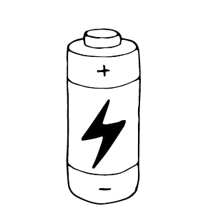 Battery illustration